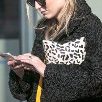 snow leopard clutch @ shoppegirls.blogspot.com