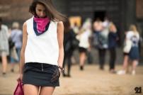 mini skirt look @ stylesnooperdan.com