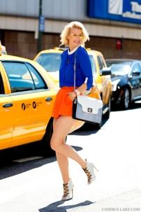 bright colours go lucky @ candicelake.com
