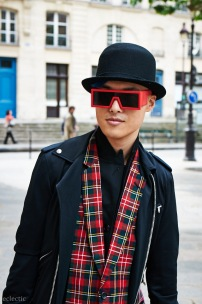 red checks @ eclectic-society.com