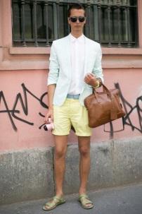 short suit @ collagevintage.com