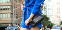 bright blue outfit @ lovejookim.com