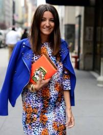 wow blue & orange combo @ lovely-pepa.com