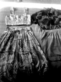 Miss Biotza's wardrobe