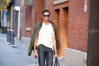 modeling on the street @ stylestandsalone.com