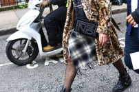 checks & leopard mix @ vogue.com