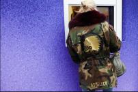 east berlin camouflage @ fashionmagazine.com