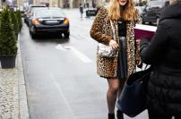 leopard coat @ fashionmagazine.com