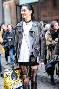 a punk in ny @ savoirflair.com