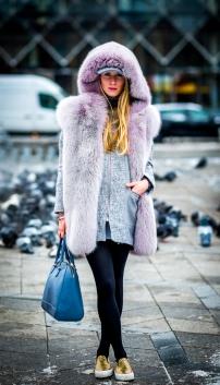 purple fur @ nordicstylemag.com