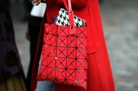 red playful bag @ framboisefashion.com