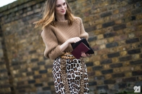 mixed leopard prints @ le-21eme.com