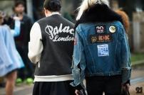 baseball & denim jackets @ le-21eme.com