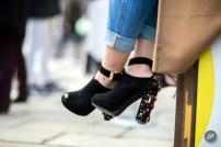 studded heel @ thestyleograph.com