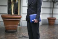 mens reflex blue clutch bag @ whatastreet.com