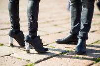 fendi studded heels @ wmagazine.com