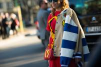 fast food moschino outfit @ wmagazine.com