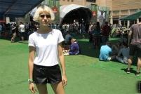 minimal blonde